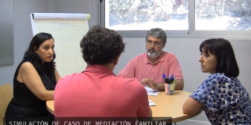 Simulación caso de mediación familiar